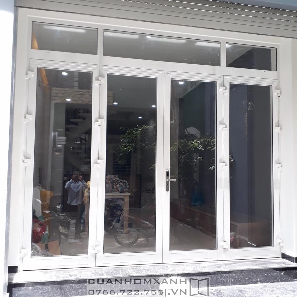 Cửa Nhôm Xingfa (Quảng Đông)