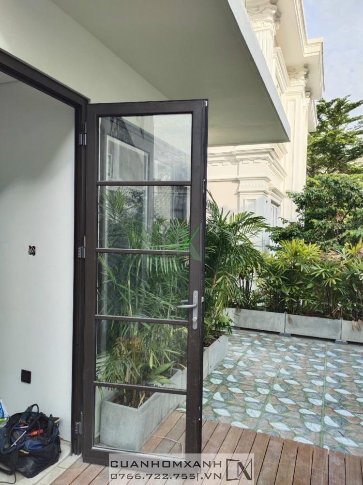 Cửa Nhôm Wisdom nhập khẩu Malaysia
