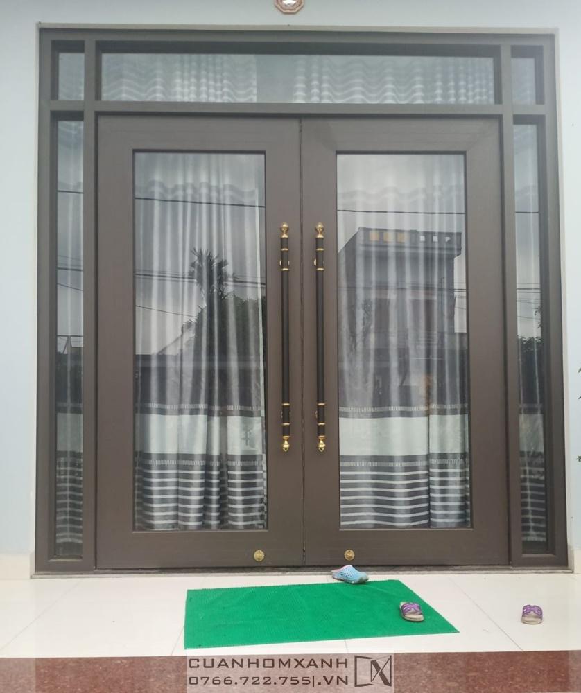 Cửa Nhôm Thuỷ Lực Singhal
